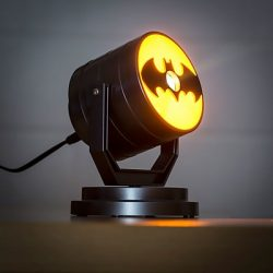lampara proyector logo batman