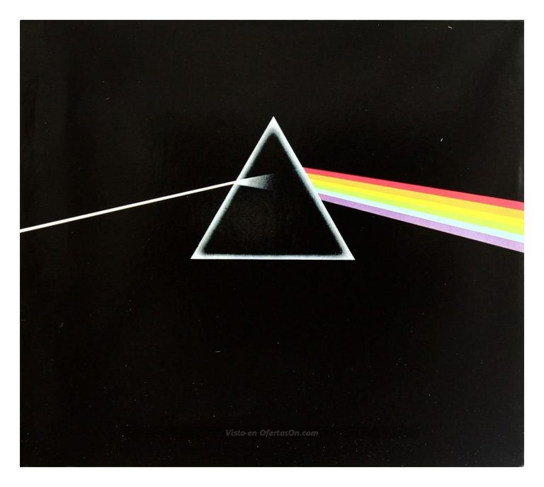 Disco Pink Floyd - Dark Side of The Moon (grabación original remasterizada) [CD]