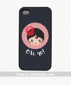 Funda iPhone 4 5 6 6 Plus Ole yo