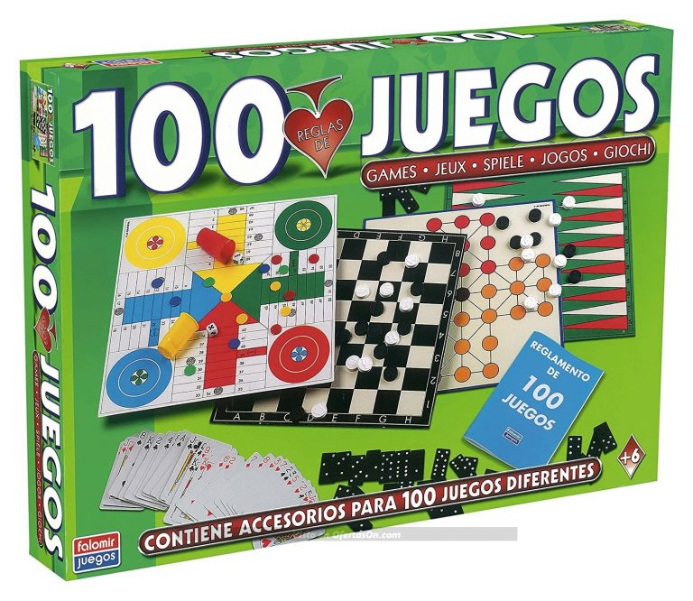 Juegos Reunidos (100 juegos) Falomir