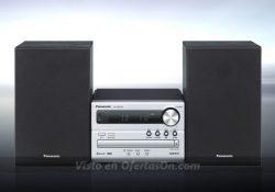 Microcadena Panasonic SC-PM250EC-S 20 W