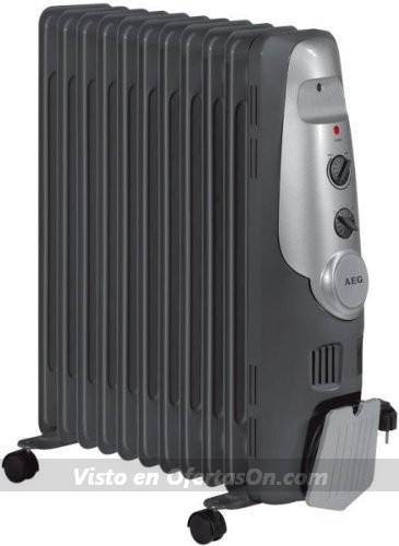 Radiador de aceite de 11 elementos AEG RA 5522 2200 W