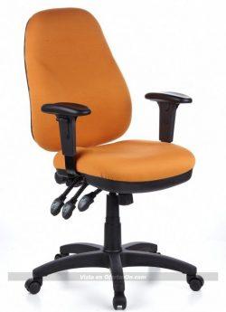Silla de escritorio HJH Office Zenit Pro 46 x 58 x 121 cm naranja