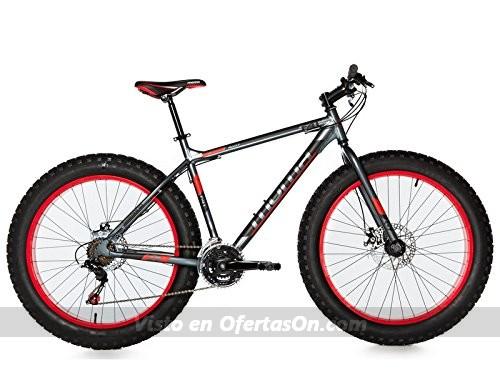 Bicicleta de montaña Fat Moma BIFATG18 26x4.0