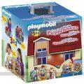 Casa de muñecas en forma de maletín de Playmobil