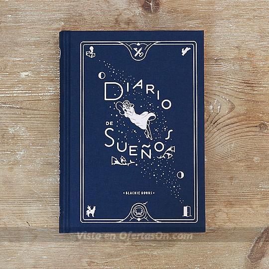 Diario de Sueños de Blackie Books