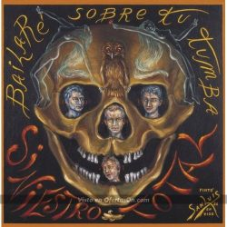 Disco Siniestro Total - Bailaré sobre tu tumba (Second Edition) [CD]