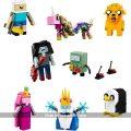 Figuras de LEGO de Hora de Aventuras