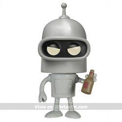 Muñeco de Vinilo POP! Bender de Futurama