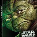 Pelicula Star Wars II El Ataque De Los Clones - Edición Metálica [Blu-ray]