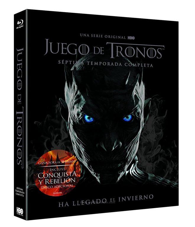Serie Juego De Tronos Temporada 7 Premium [Blu-ray]