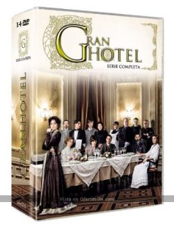 Serie completa Gran Hotel [DVD]