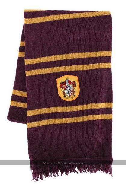 Bufanda de Gryffindor (Harry Potter)