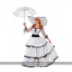 Disfraz Escarlata O'Hara (Lo que el viento se llevó)