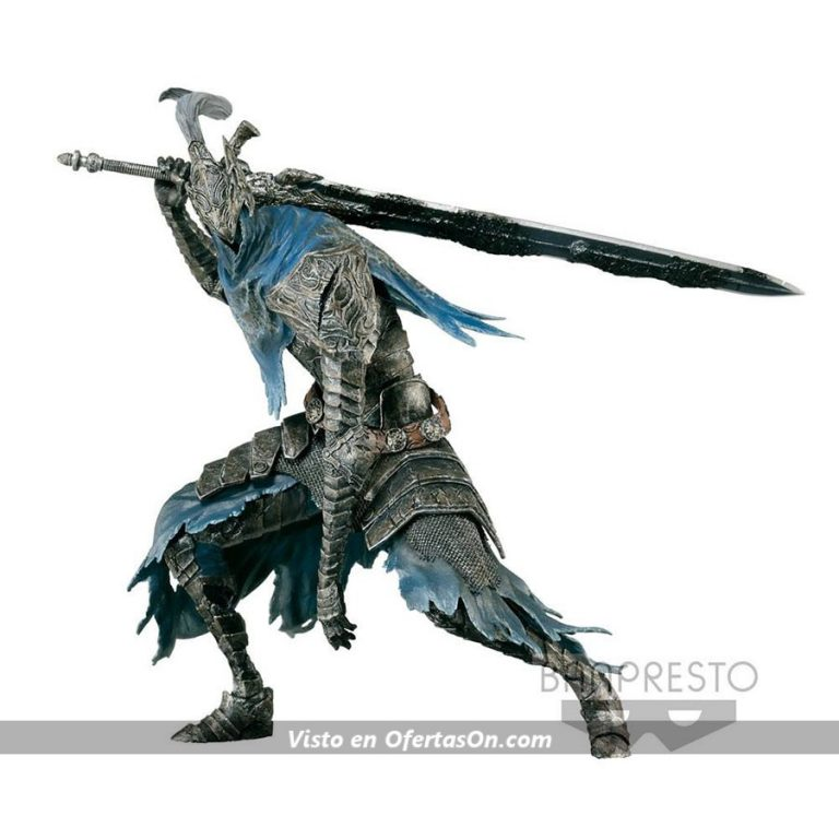 Figura Artorias the Abysswalker 17 cm. (Dark Souls II)