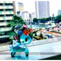 Minifigura Unicornio de Tokidoki en Caja Sorpresa Serie 6