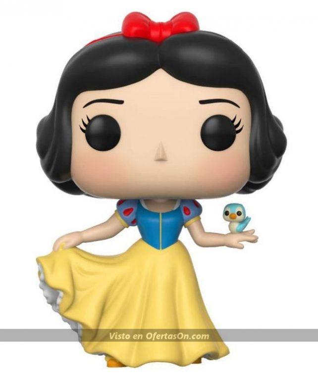 muñeco funko pop blancanieves