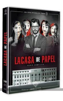 Serie completa 'La casa de papel' [DVD]