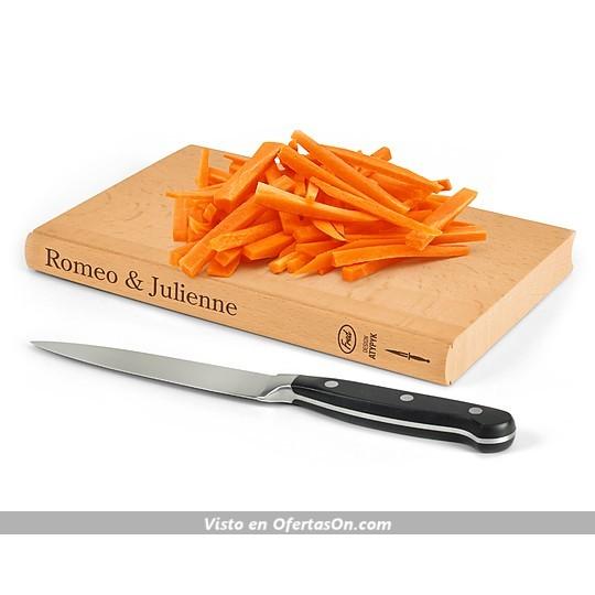 Tabla de cortar 39 romeo julienne 39 por 17 45 ofertason - Tabla de cortar ...
