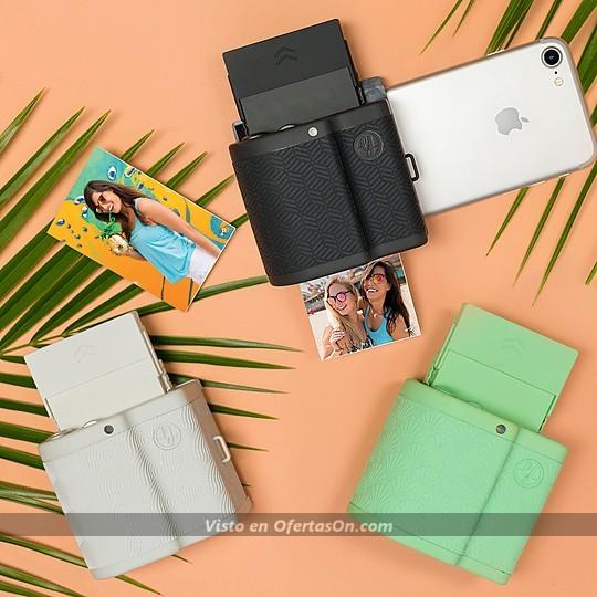 Impresora de Fotos para iPhone Prynt Pocket