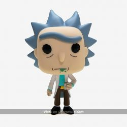 Muñeco de Vinilo Funko POP Rick de Rick & Morty