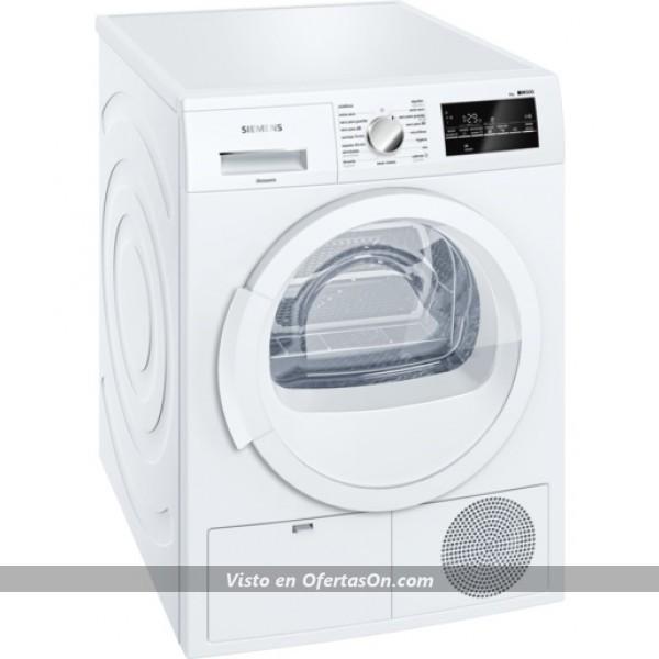 Secadora Siemens WT46G210EE 8KG color blanco