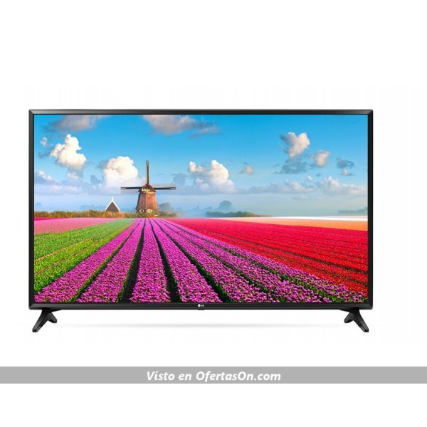 Smart TV LG 49LJ594V 49 Full HD