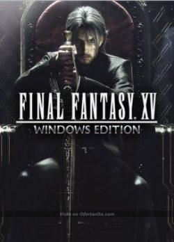 juego pc windows final fantasy xv