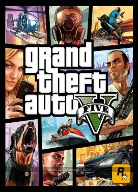 Juego PC Grand Theft Auto V (GTA V)