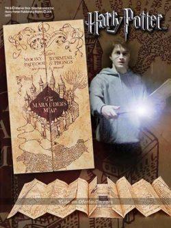 Mapa del Merodeador (Harry Potter)