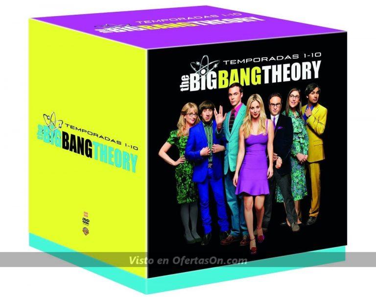 Serie The Big Bang Theory - Temporada 1-10 [DVD]