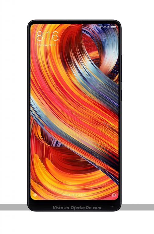 Smartphone Xiaomi Mi Mix 2 5,99 4G versión española negro