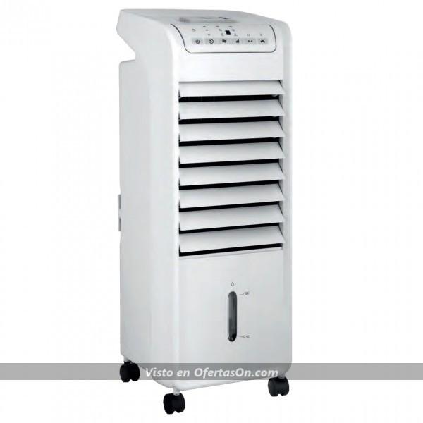 Aire acondicionado portátil Orbegozo Air 46 color blanco