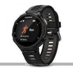 Reloj deportivo Garmin Forerunner 735XT negro