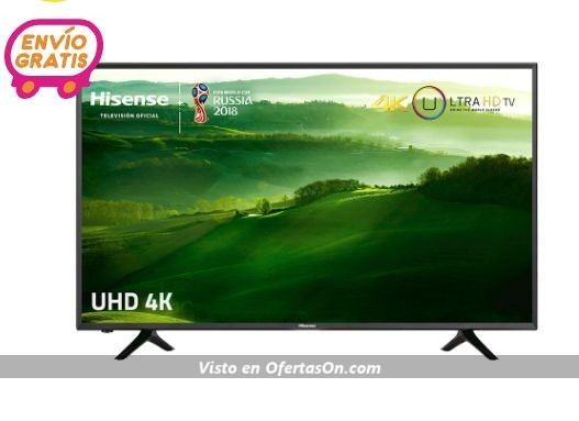 Smart TV Hisense H65N5300 4K UHD 65 pulgadas