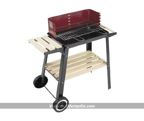 Barbacoa con ruedas Grill Chef 0566