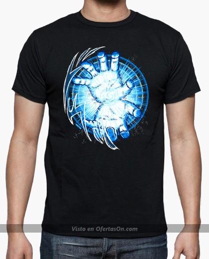 Camiseta Manos Kame Hame