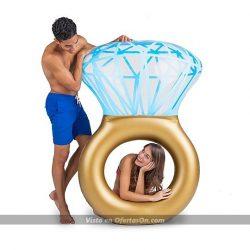 Flotador gigante anillo de diamante BigMouth Inc.