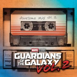 Disco BSO Guardianes de la Galaxia Awesome Mix Volumen 2