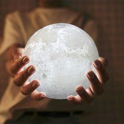 Lámpara con forma de Luna Te Regalo la Luna