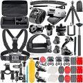 Kit de accesorios para cámaras deportivas Neewer 53-In-1