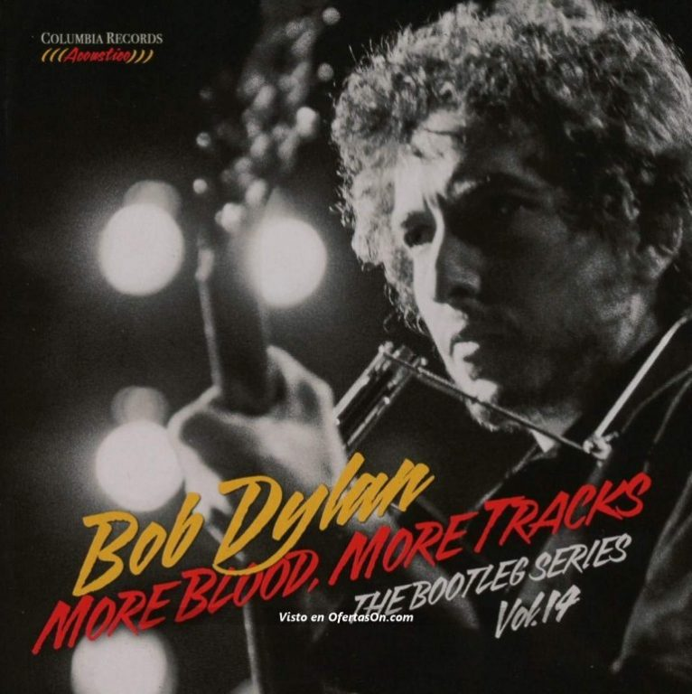 Disco Bob Dylan - More Blood, More Tracks The Bootleg Series Volumen 14 CD