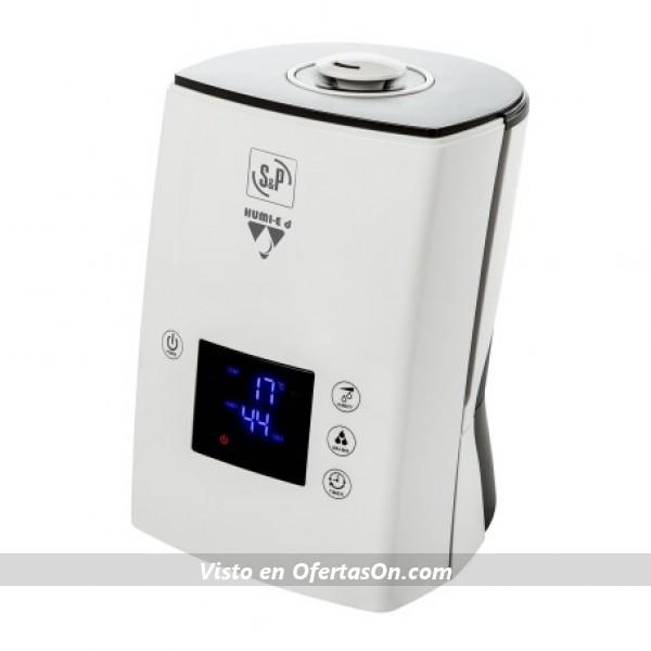Humidificador Soler Palau Humi-Ed Ultrasónico 4.7L 30W