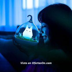 Luz de Noche Totoro