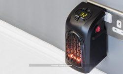 Mini calefactor portátil Drakefor