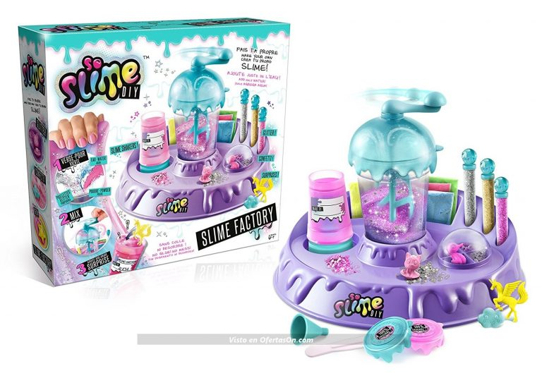 Juego Slime Factory SSC 002 de Canal Toys