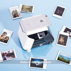 KiiPix la impresora de fotos instantáneas para iPhone