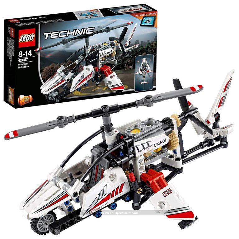 LEGO Technic - Helicóptero (42057)