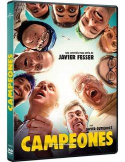 Película 'Campeones' [DVD Blu-Ray]