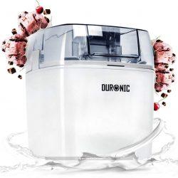 Heladera Duronic IM540 1,5 L para helados, sorbete y yogur helado